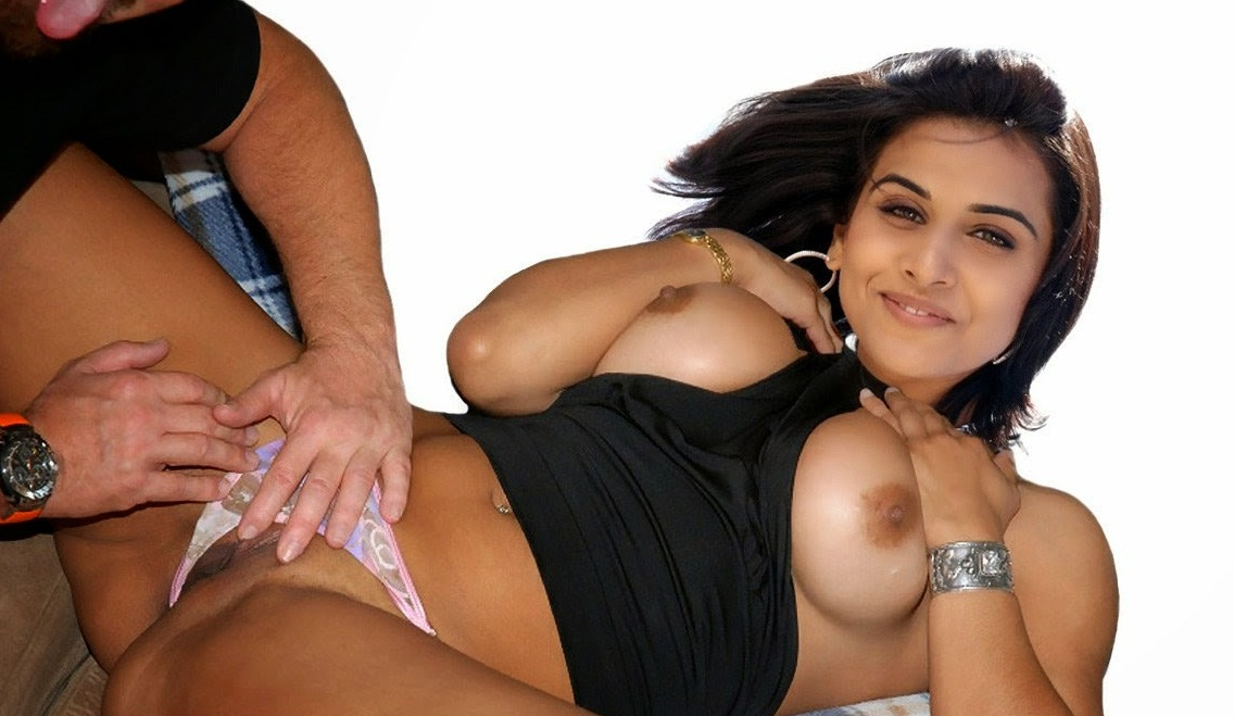 VidyaBalanBoobsPussy - Vidya Balan Nude Porn XXX Fake Images