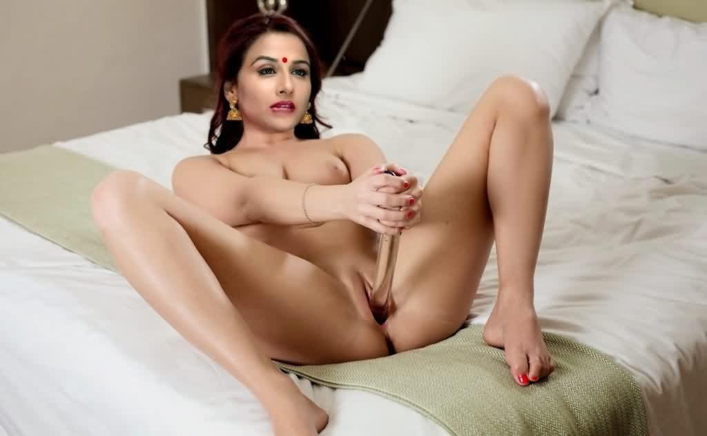 VidyaBalanDildoFuck - Vidya Balan Nude Porn XXX Fake Images