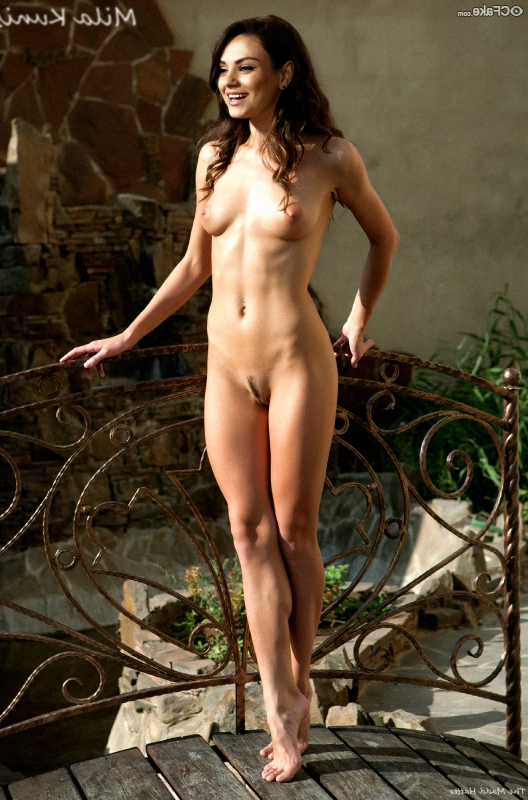 Mila Kunis naked xxx 27 - Mila Kunis Nude XXX Porn Sex Fucking Pictures