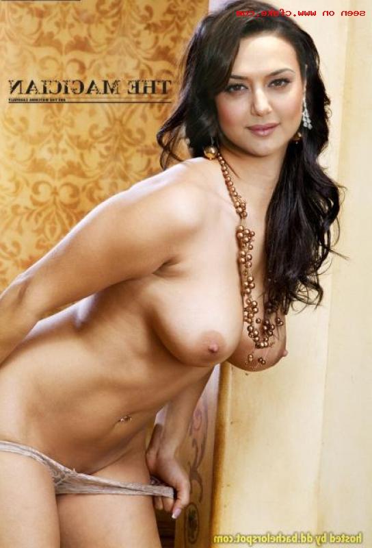 Preity Zinta fakes naked 14 - Preity Zinta Nude Porn Chudai Fake Photos