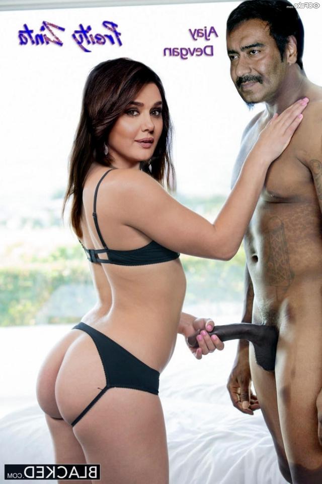 Preity Zinta naked porn 7 - Preity Zinta Nude Porn Chudai Fake Photos