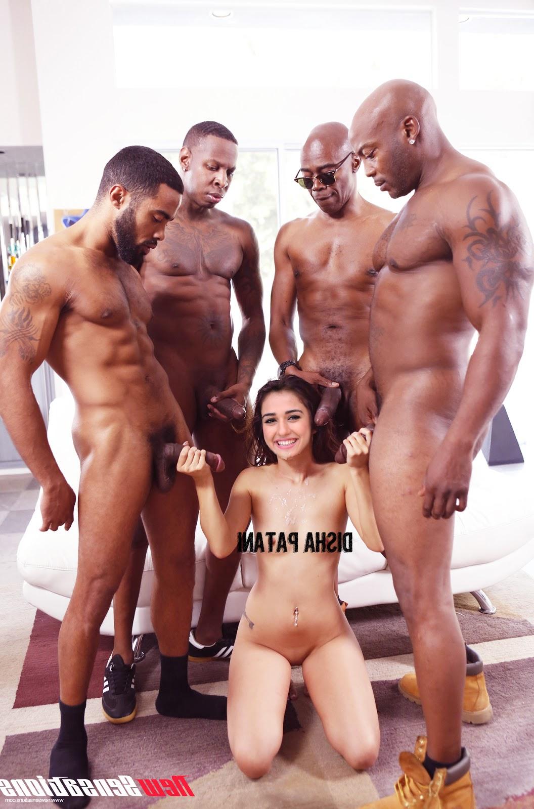 DishaPataniGangbangSex - Disha Patani Nude Boobs XXX Pussy Sex Photos