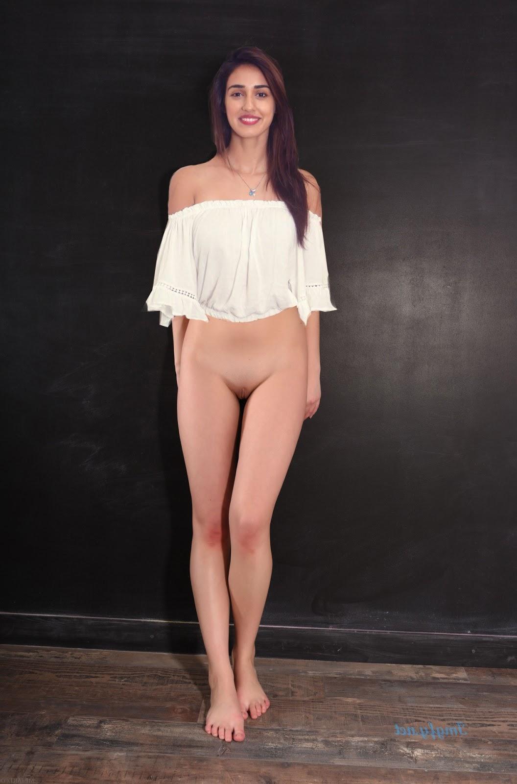 DishaPataniPussyShow - Disha Patani Nude Boobs XXX Pussy Sex Photos