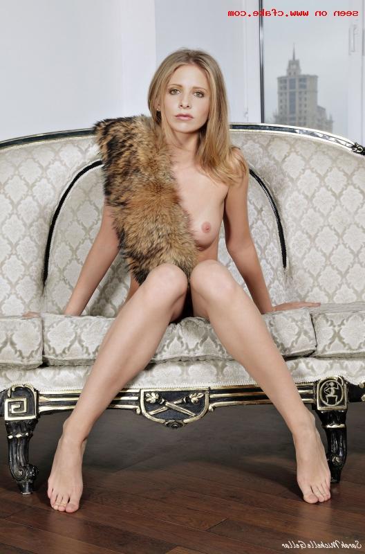 Sarah Michelle Gellar naked pics 20 - Sarah Michelle Gellar Nude Porn Sex Images