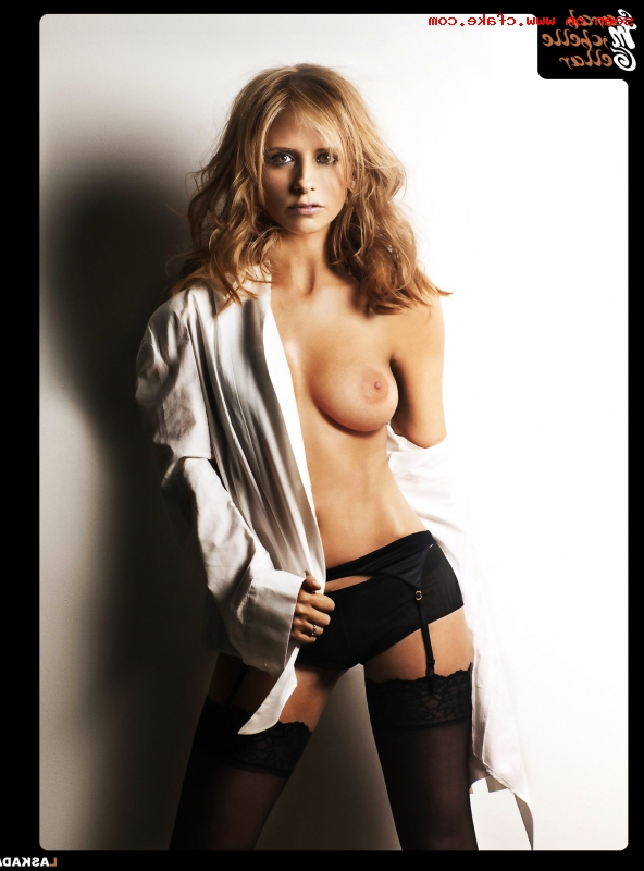 Sarah Michelle Gellar naked pics 22 - Sarah Michelle Gellar Nude Porn Sex Images