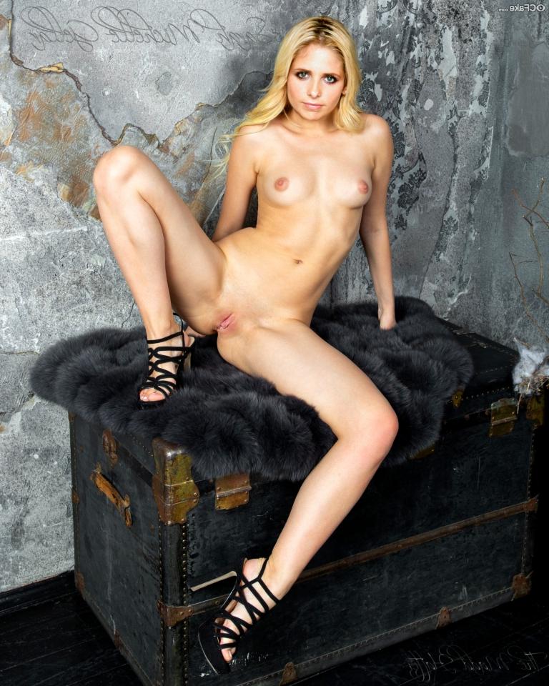 Sarah Michelle Gellar nude fakes 3 - Sarah Michelle Gellar Nude Porn Sex Images