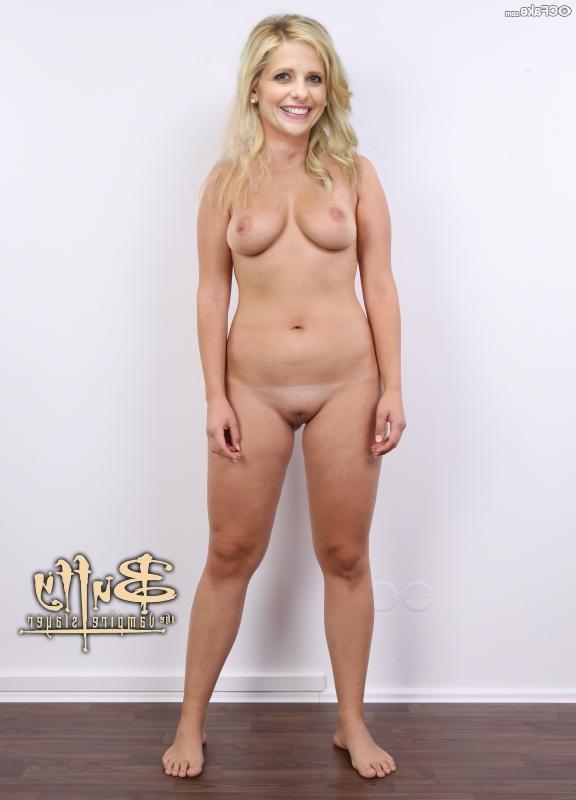 Sarah Michelle Gellar porn 9 - Sarah Michelle Gellar Nude Porn Sex Images