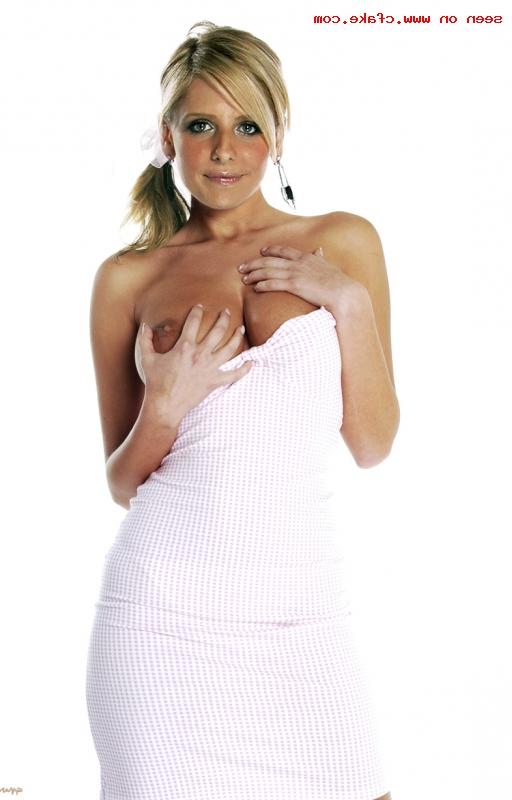 cfake Sarah Michelle Gellar xxx 40 - Sarah Michelle Gellar Nude Porn Sex Images