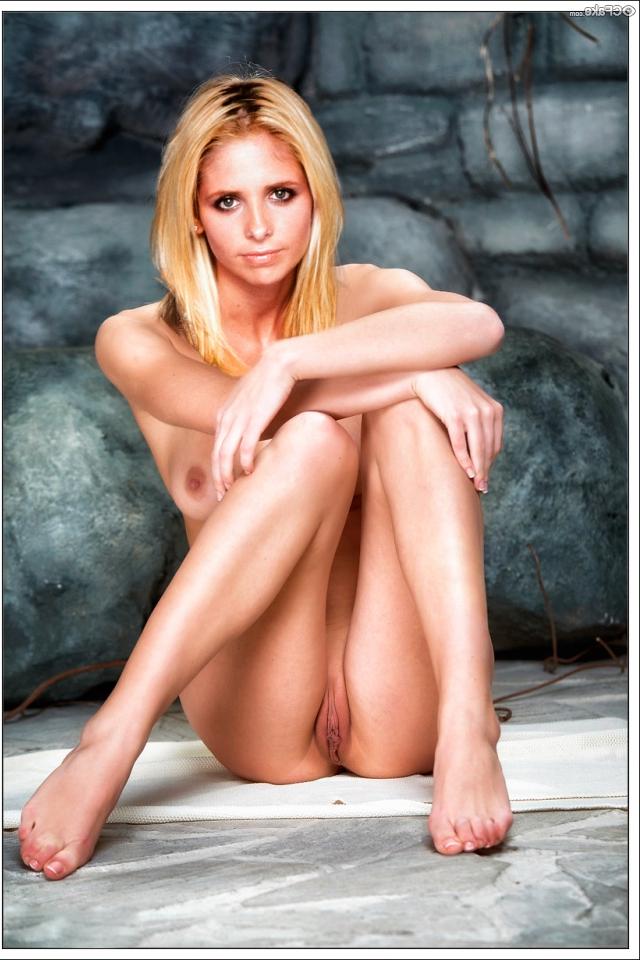 cfake Sarah Michelle Gellar xxx 9 - Sarah Michelle Gellar Nude Porn Sex Images